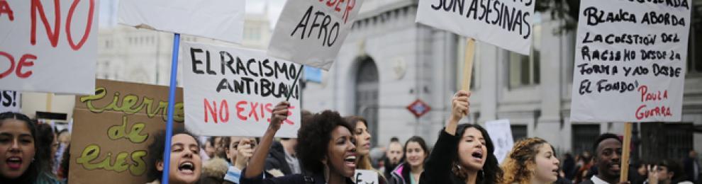 Movilízate contra el racismo