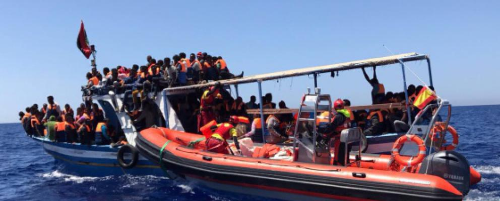 Ministros - carta ONGDs - migraciones mediterraneo