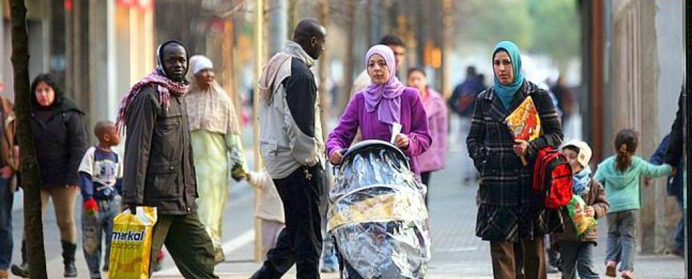 Inmigrates, un colectivo muy amplio