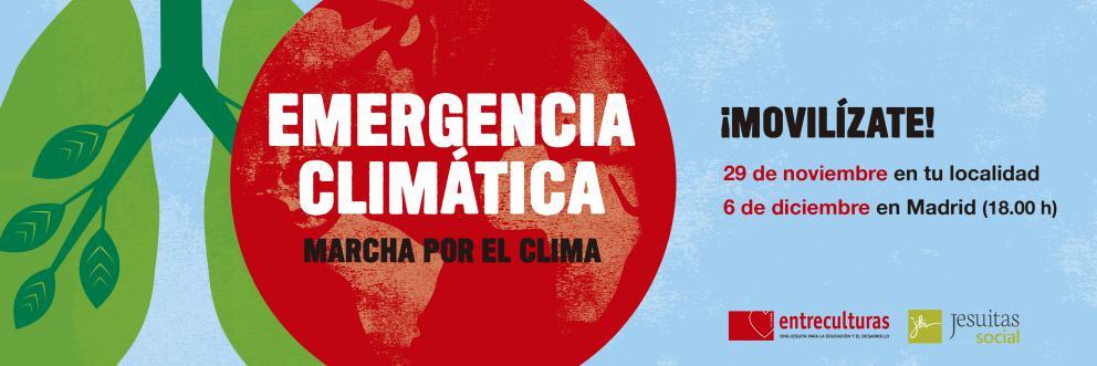 COP 25 - Movilizaciones convocadas