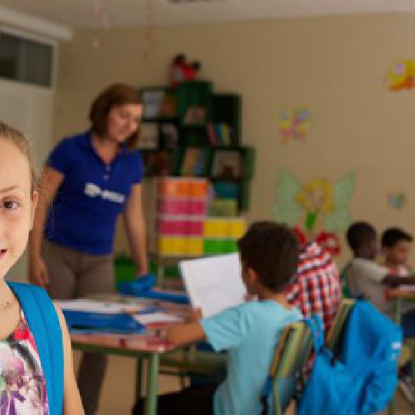 Educación, menores en situación de vulnerabilidad