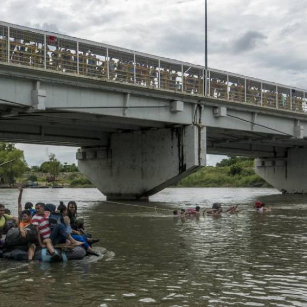 caravana migrantes mexico eeuu