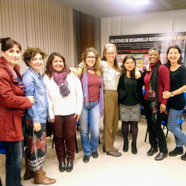 #MujeresEnAcción en Valencia
