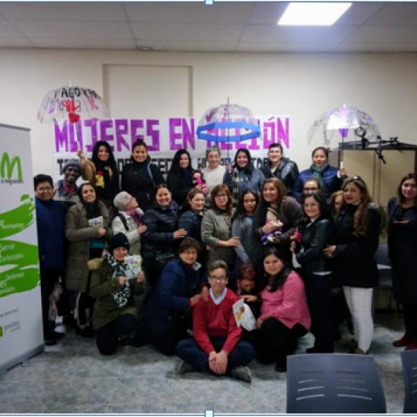 clausura curso derechos y deberes del sector hogar y cuidados en valencia