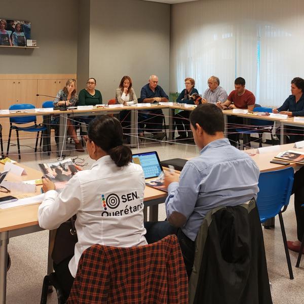 Jornada de dialogo sectorial Empleadas del Hogar y Cuidados