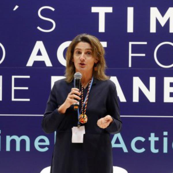 Economia Circular y Ley de Cambio Climático